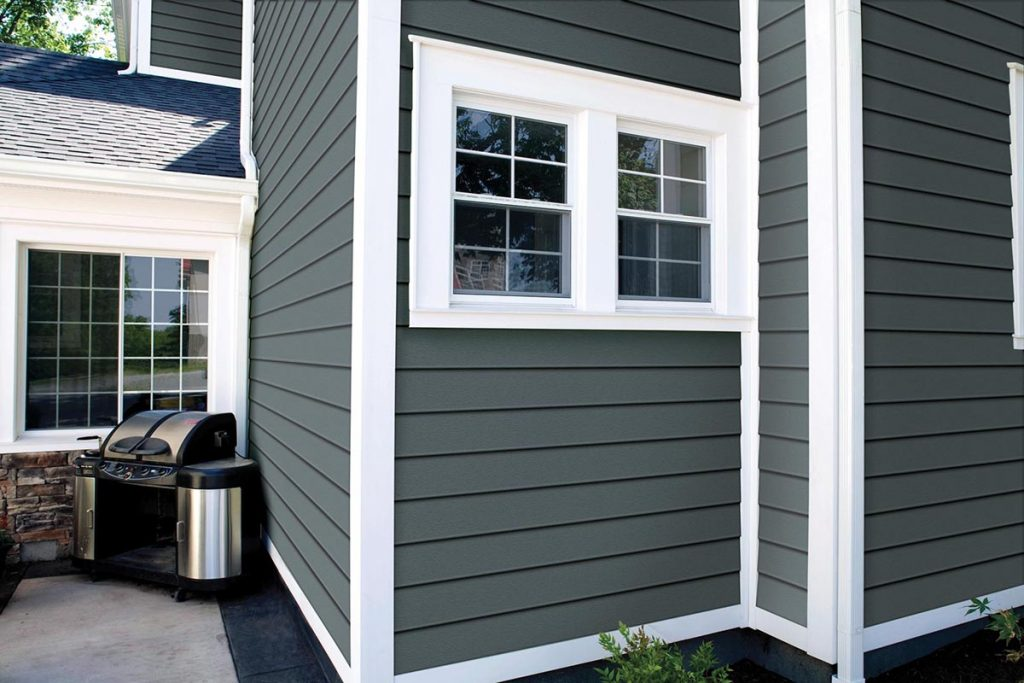 Vinyl Siding Lp Smartside Hardie St Louis Siding