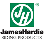 image of James Hardie Siding Products logo