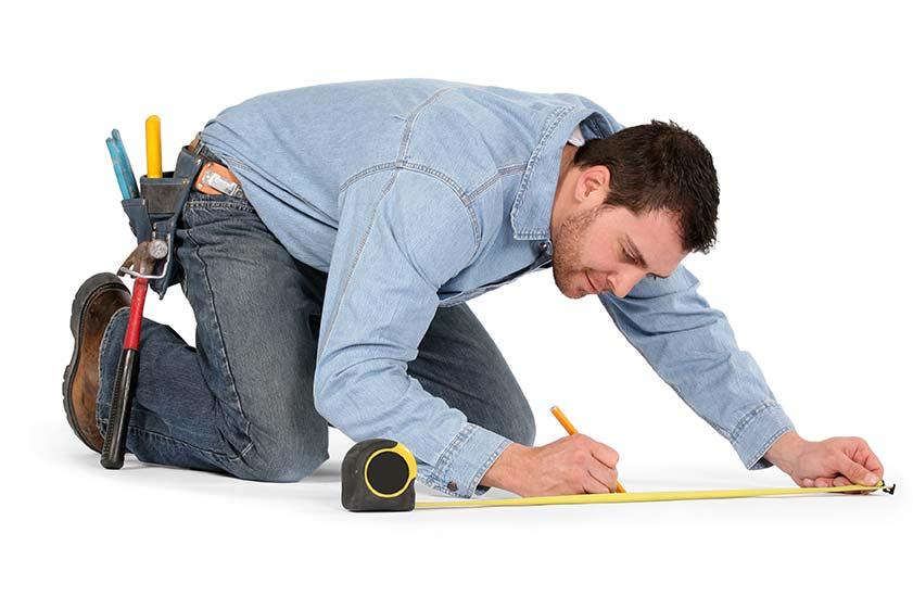 image of repairman