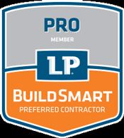 LP Pro Build Smart Preferred Contractor